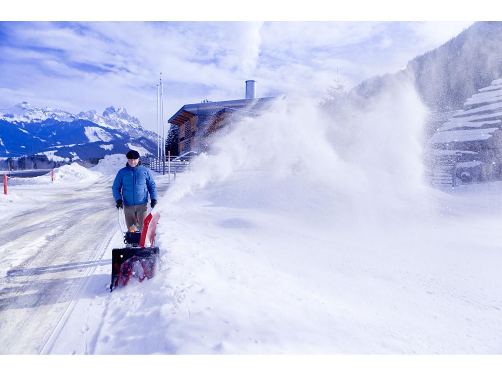 Снегоуборщик бензиновый AL-KO SNOWLINE 560 II