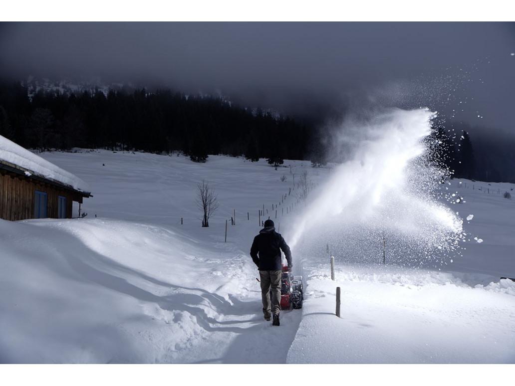 Снегоуборщик бензиновый AL-KO SNOWLINE 700 E