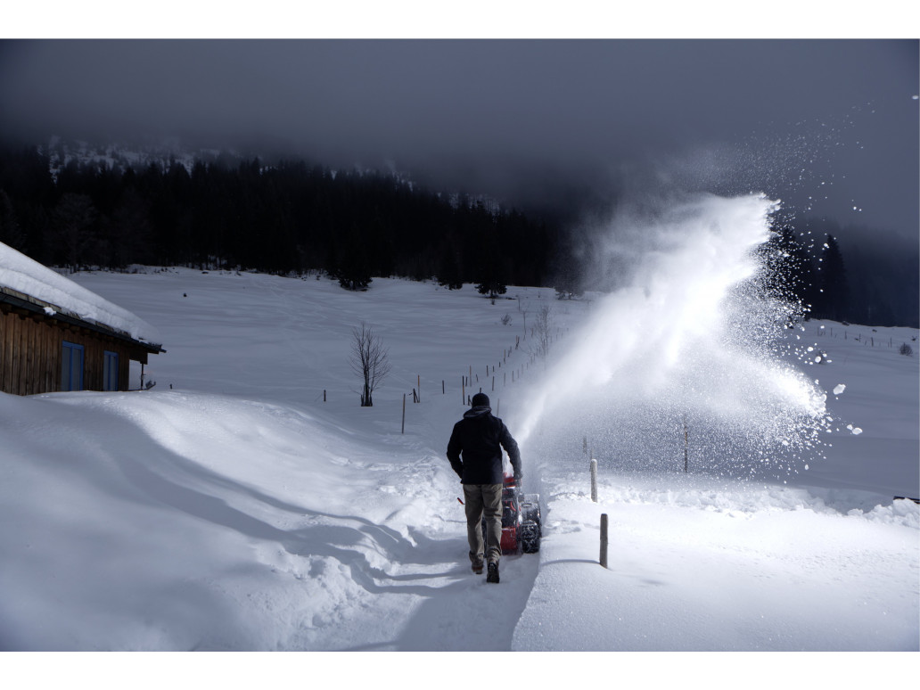 Снегоуборщик AL-KO SnowLine 620 E III