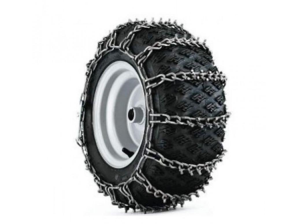 Цепи на колеса трактора NX15 RD
