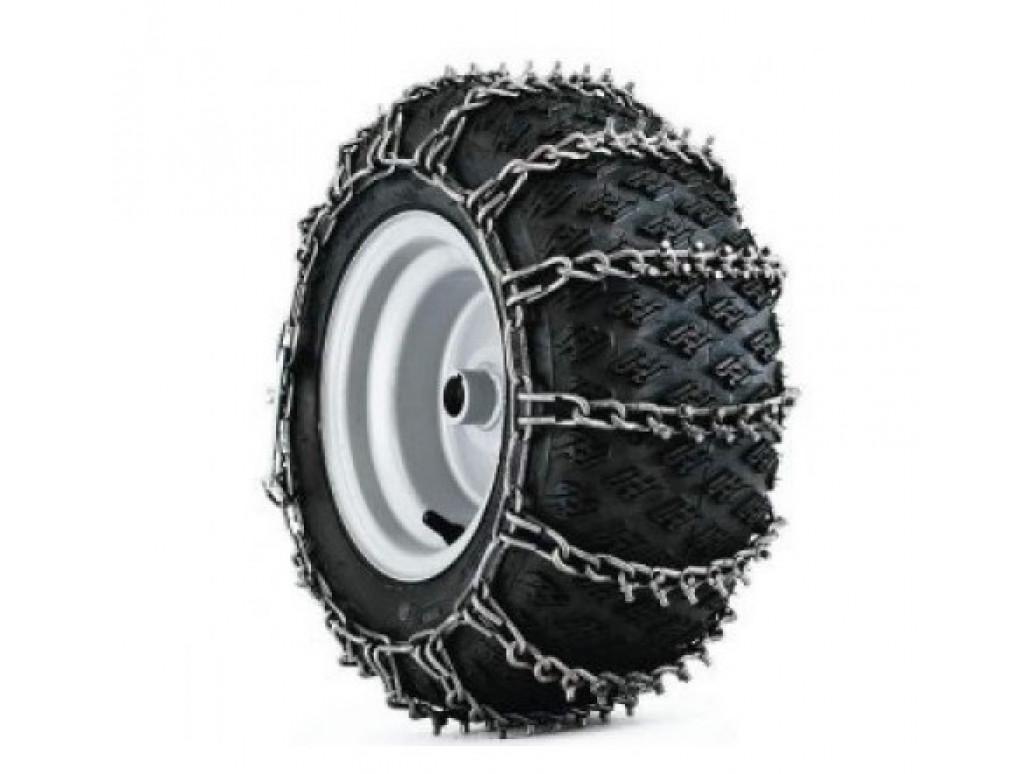 Цепи на колеса трактора NX15 SD