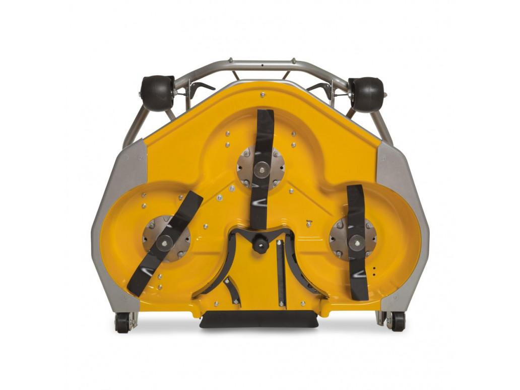 Режущая дека PARK 110 C PRO EL QF, электрическая регулировка высоты кошения