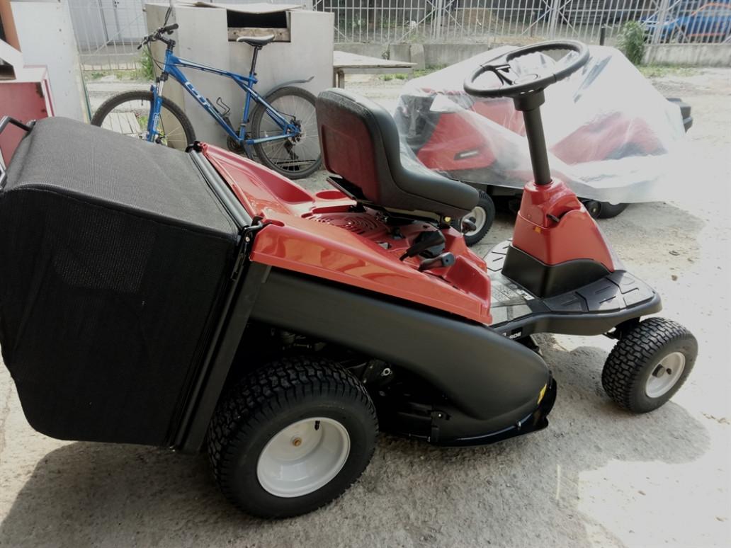 Садовый райдер MTD Minirider 76 RDE