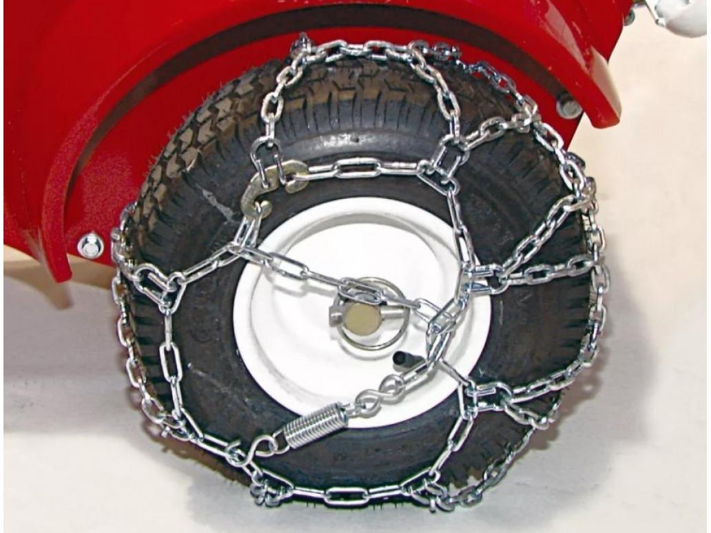 Цепи на колеса для ТК17