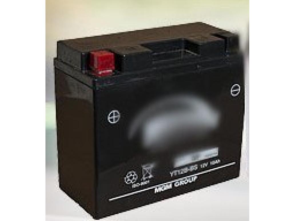 Аккумуляторная батарея + оборудование для разбрызгивания воды для подметально-уборочной машины  TIELBUERGER  TK36, TK38, TK48, TK58.