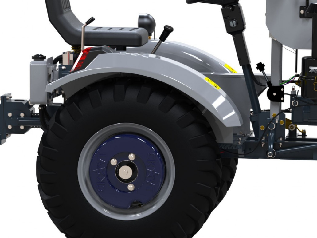 Утяжелители для трактора СКАУТ T-15 | T-18 (комплект, 116 кг)