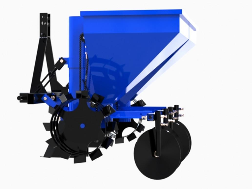 Картофелесажатель СКАУТ PL-70/2 для трактора