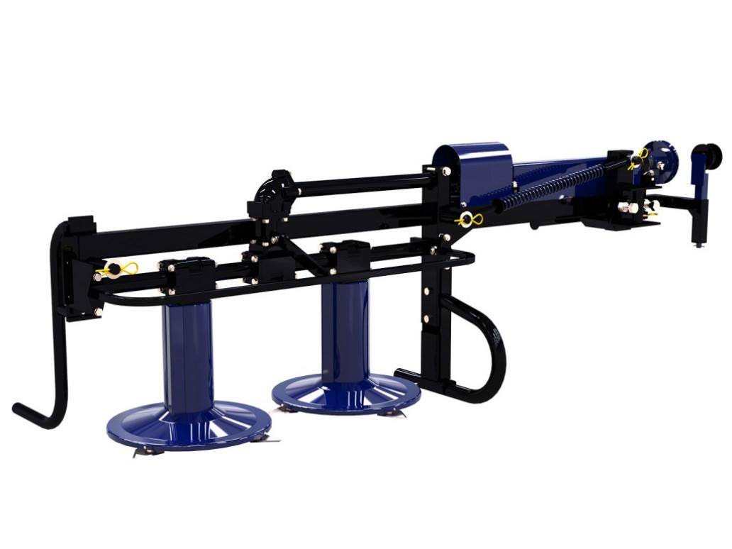 Косилка роторная задняя СКАУТ BRM-100 к минитрактору