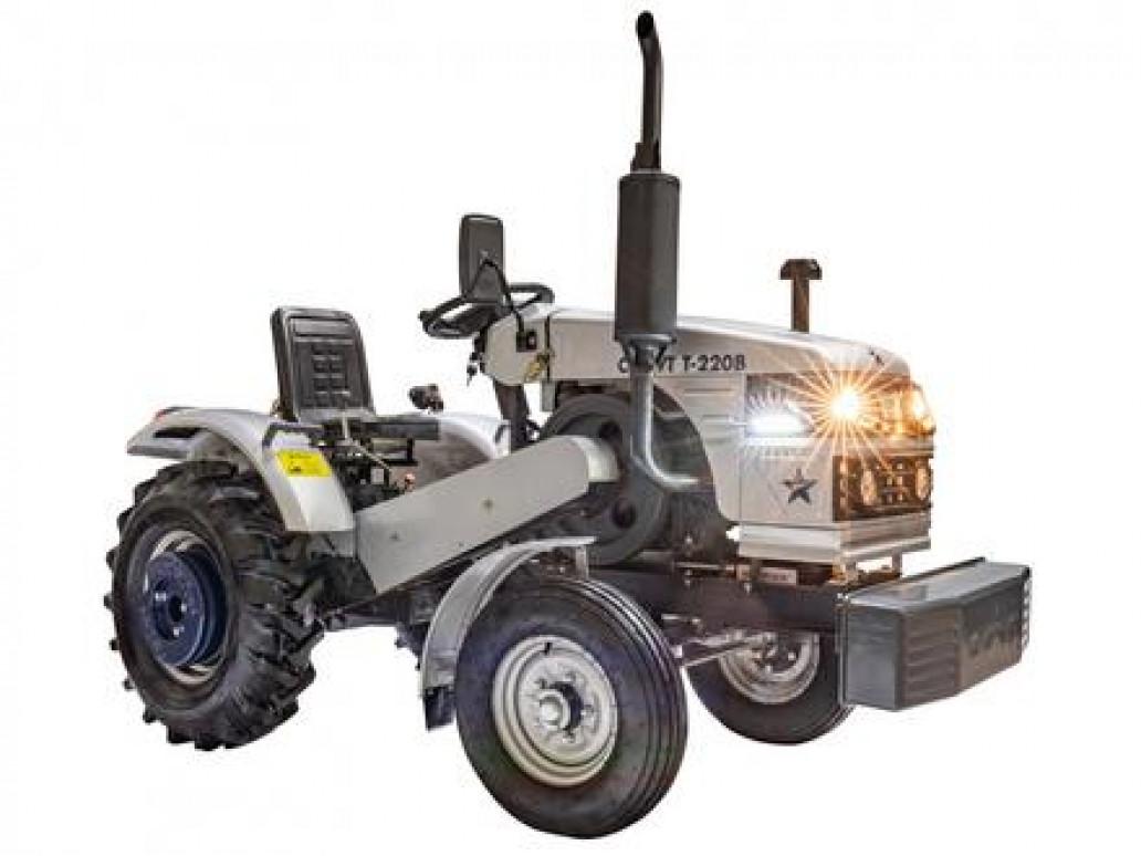 Трактор СКАУТ T-220B