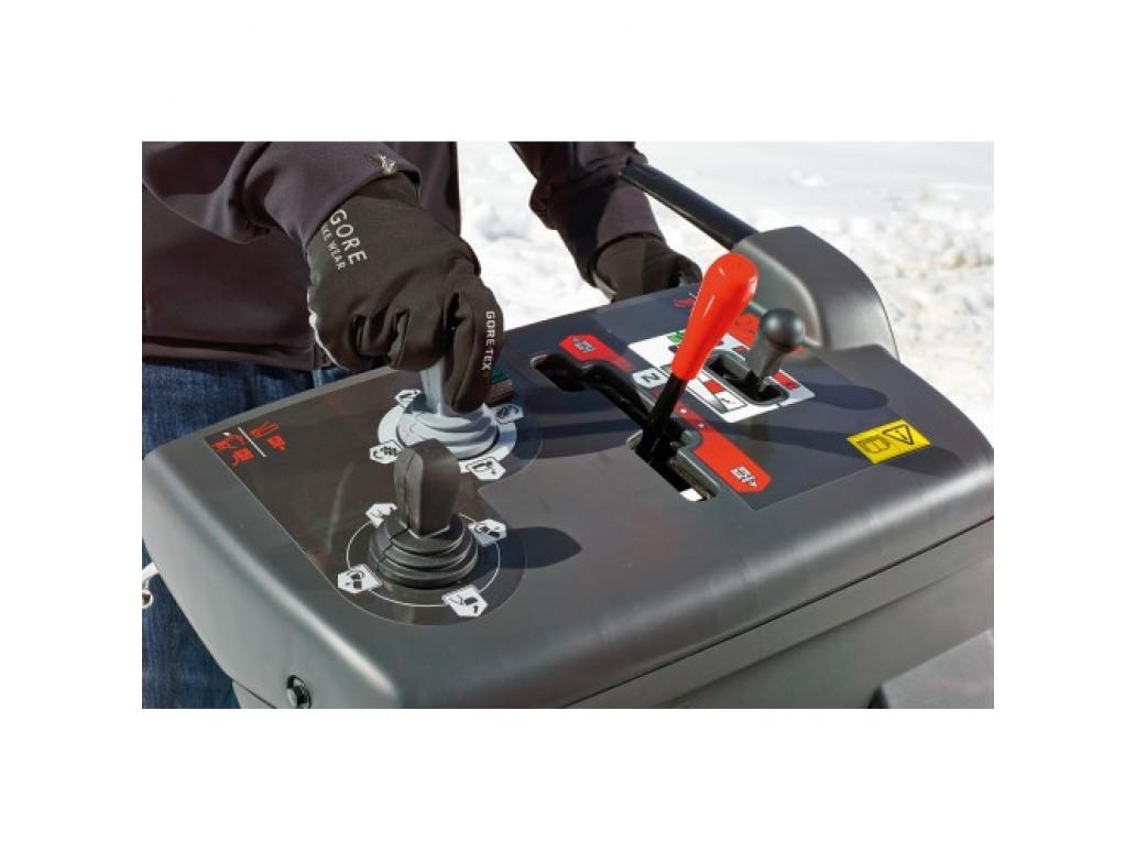 Снегоуборщик Honda HSM 1380 IE гибридный