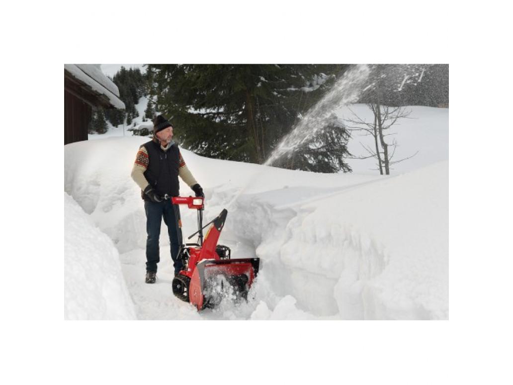 Снегоуборщик Honda HSS 655 ET1 (самоходный)