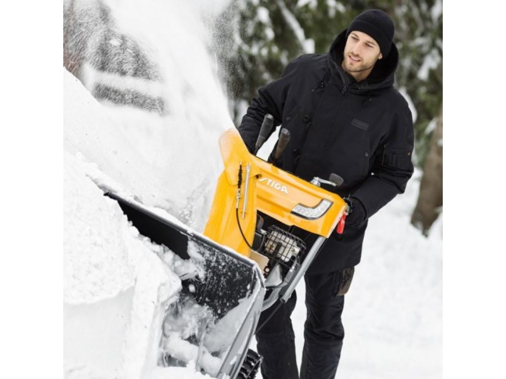 Снегоуборщик Stiga ST 5266 PB TRAC