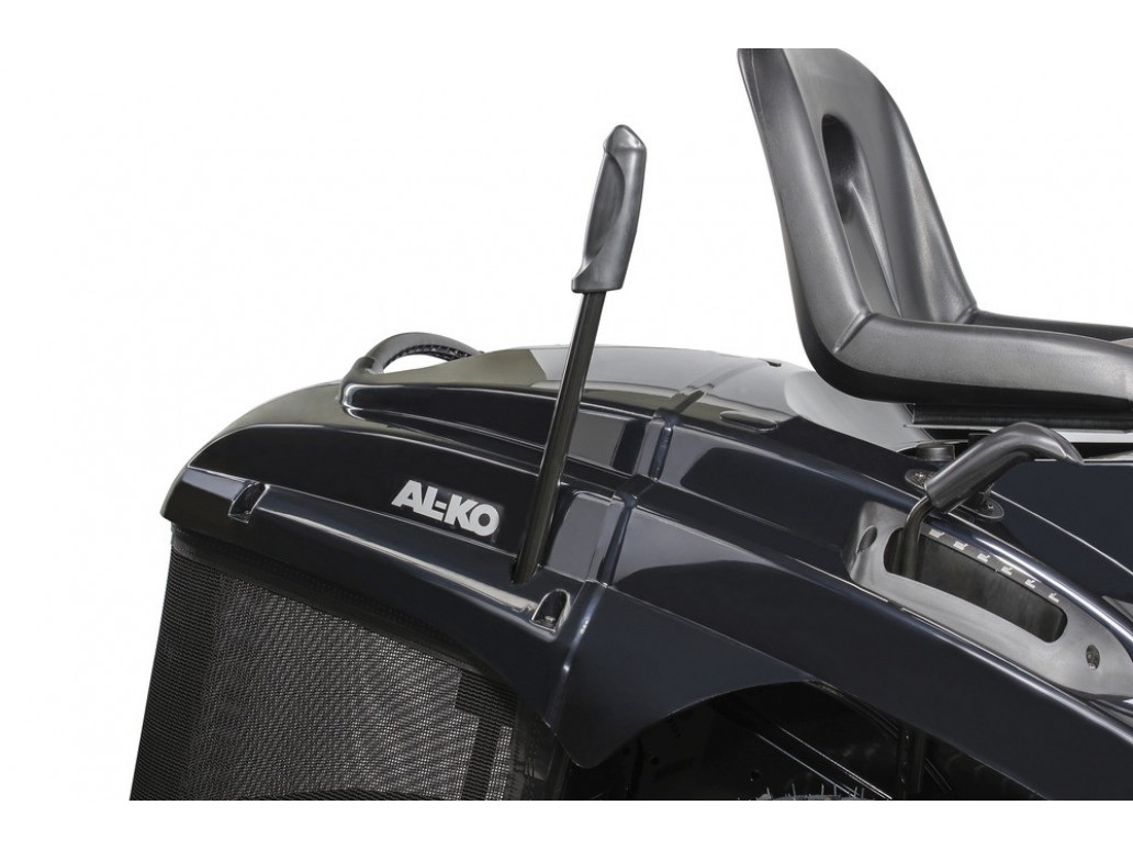 Садовый трактор AL-KO T 15-93.9 HD-A Black Edition