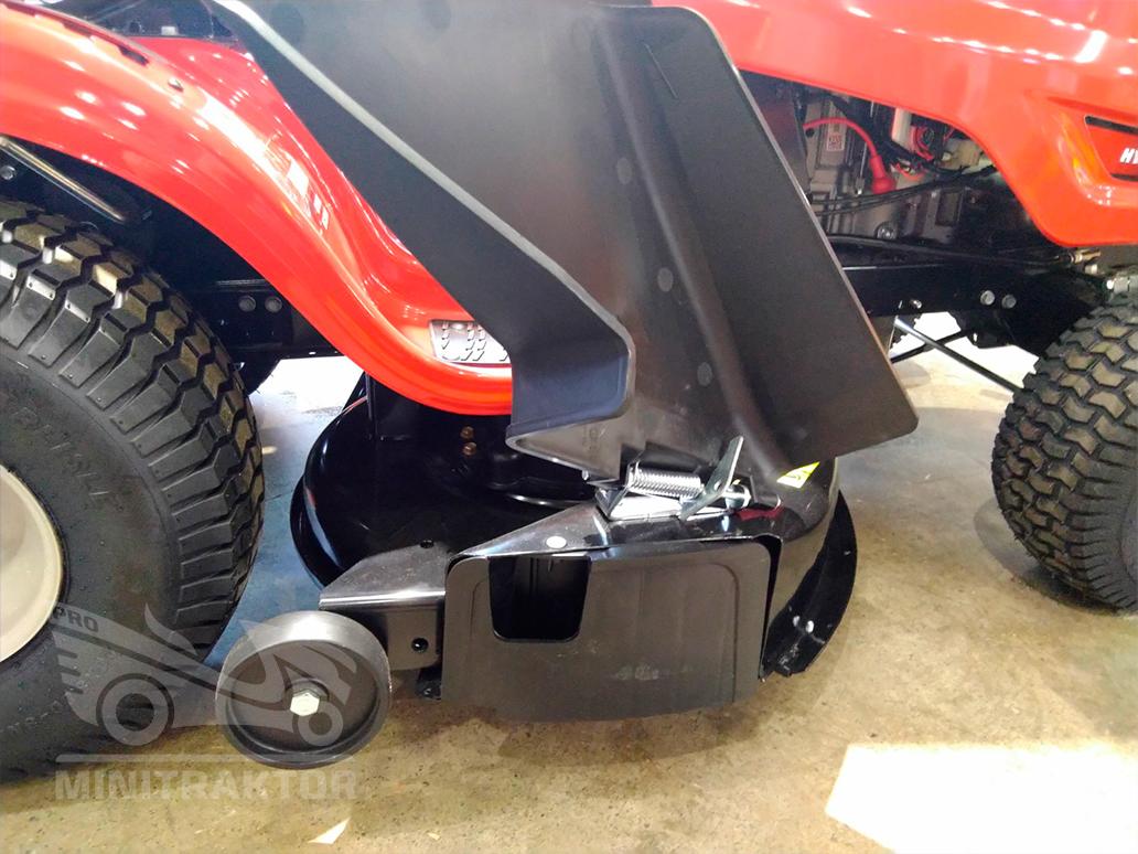 Садовый трактор MTD OPTIMA LG 200 H RTG