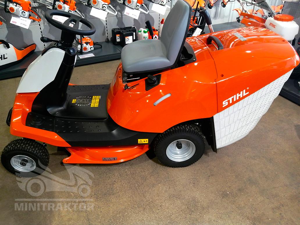 Садовый трактор STIHL RT 4082 80см