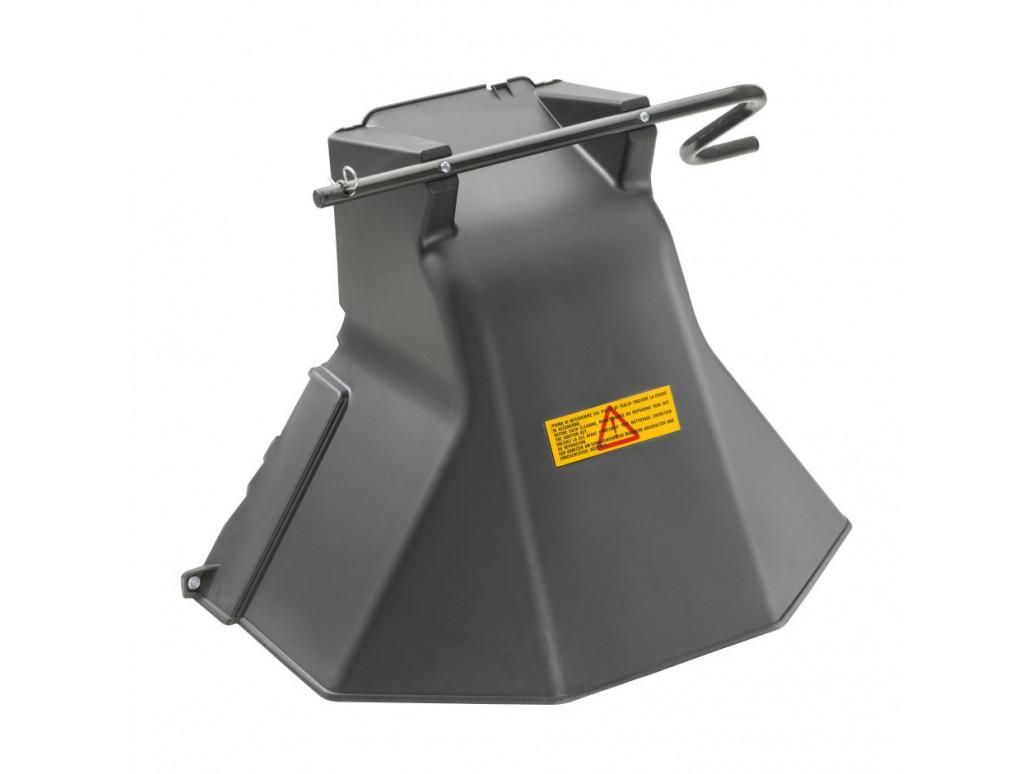 Задний дефлектор для платформы 102 - 122 cм