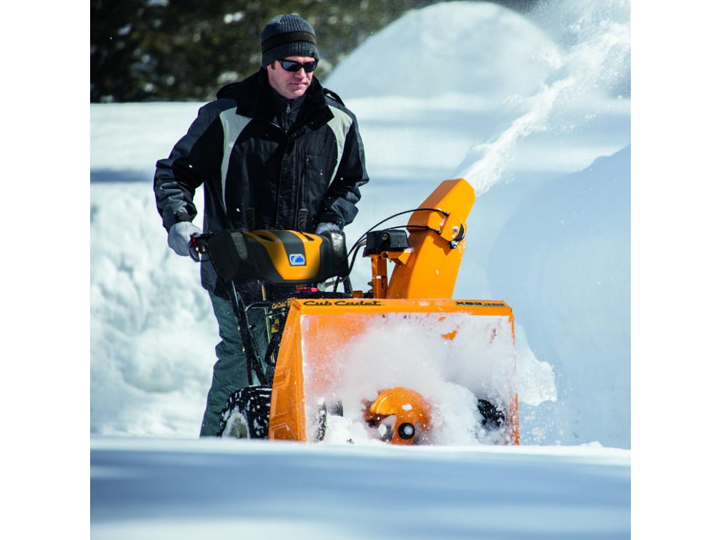 Снегоуборщик бензиновый Cub Cadet XS3 66 SWE