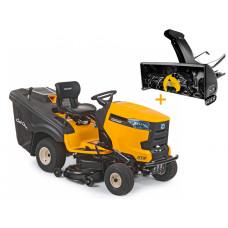Комплект: Садовый трактор Cub Cadet XT2 PR106IE + Снегоуборщик роторный NX15 RD