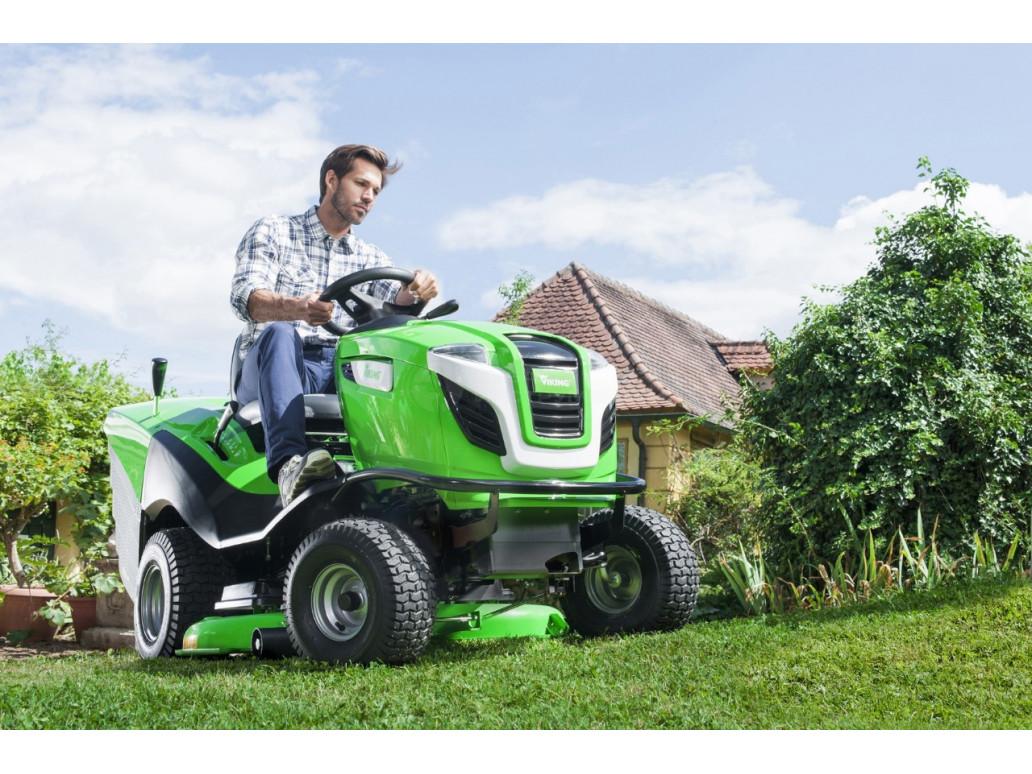 Садовый трактор VIKING MT 6112 C
