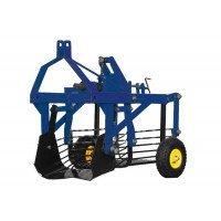 Картофелекопалка вибрационная СКАУТ PH-1 для трактора