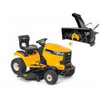 Комплект: Садовый трактор Cub Cadet XT2 PS107 + Снегоуборщик роторный NX15 SD
